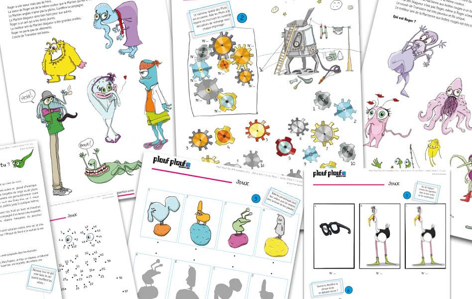 gabrielle leylde illustratrice cahiers de jeux et. Black Bedroom Furniture Sets. Home Design Ideas